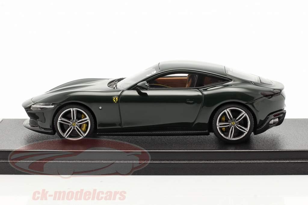 Ferrari Roma Ano de construção 2020 abetone verde 1:43 LookSmart