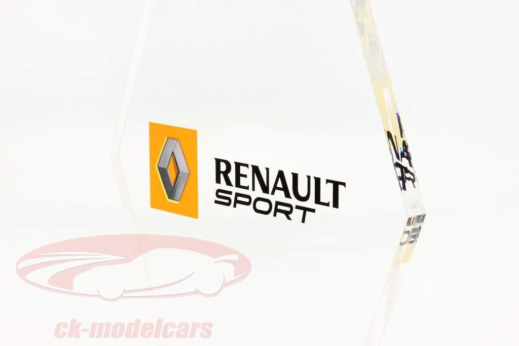 Trophée gagnant Classement par équipe formule Renault 2.0 2005 SL Formula Racing