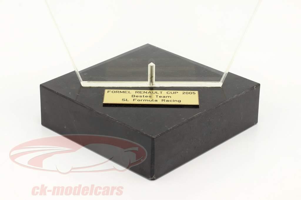 Trofeo vincitore Classifica squadra formula Renault 2.0 2005 SL Formula Racing