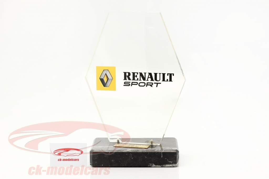 Trofæ Beru Top 10 Hansa-Pokal-Rennen Assen formel Renault 2.0 2004