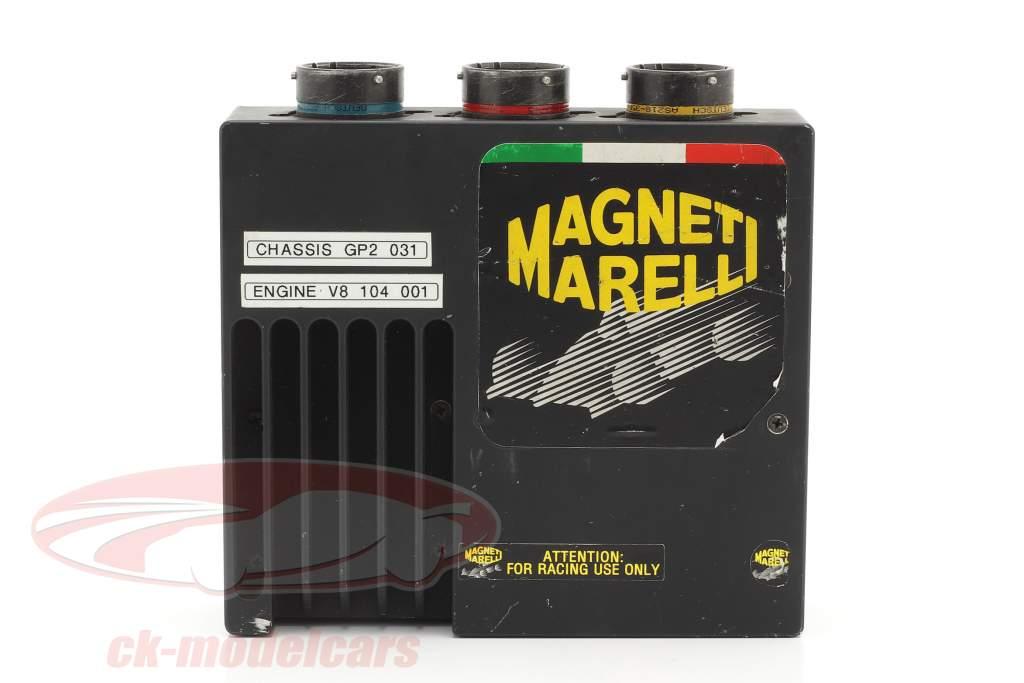 original Unité de contrôle Magneti Marelli Marvel 8GP2 formule Renault 2.0