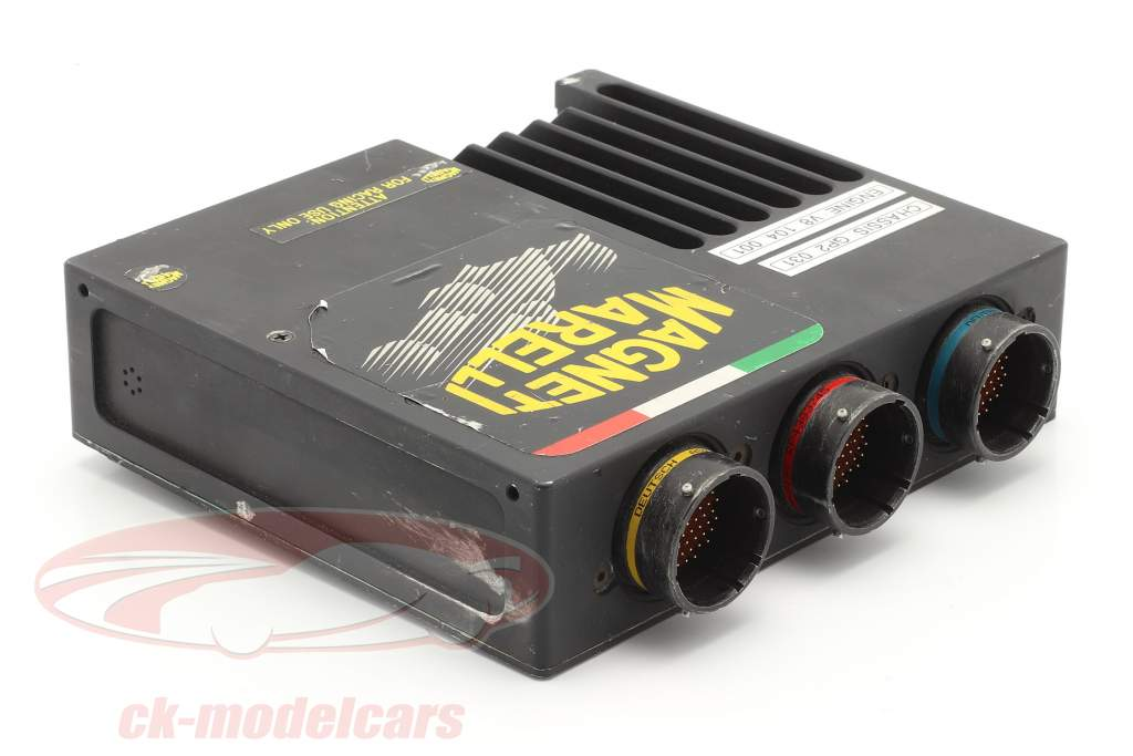 original Unidad de control Magneti Marelli Marvel 8GP2 fórmula Renault 2.0