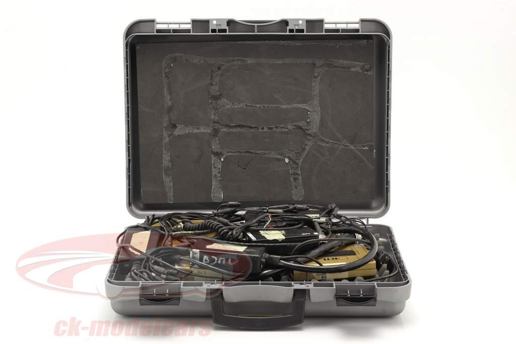 originale Set di 4 AIM Drack Datenlogger oro formula Renault 2.0