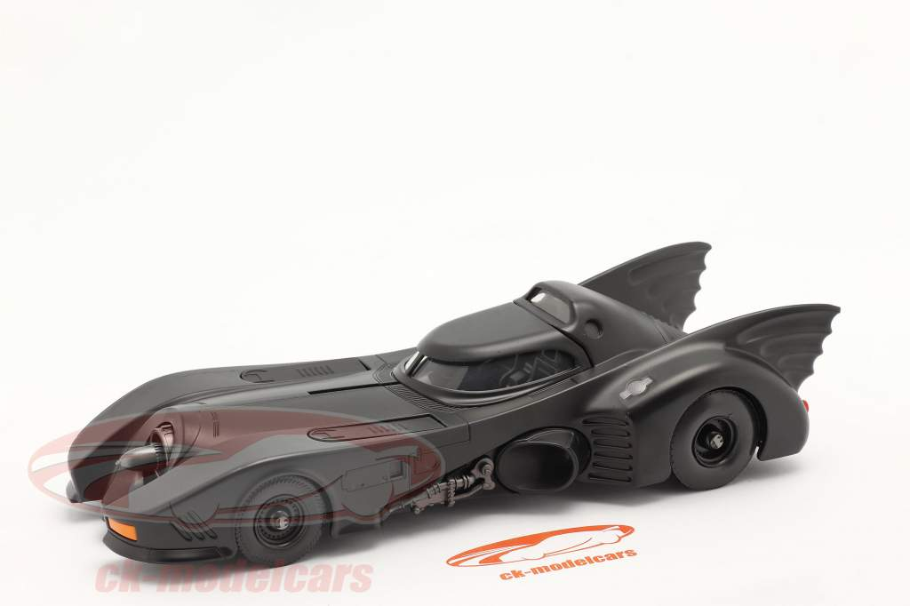 Batmobile Film Batman (1989) tapis noir 1:24 Jada Toys