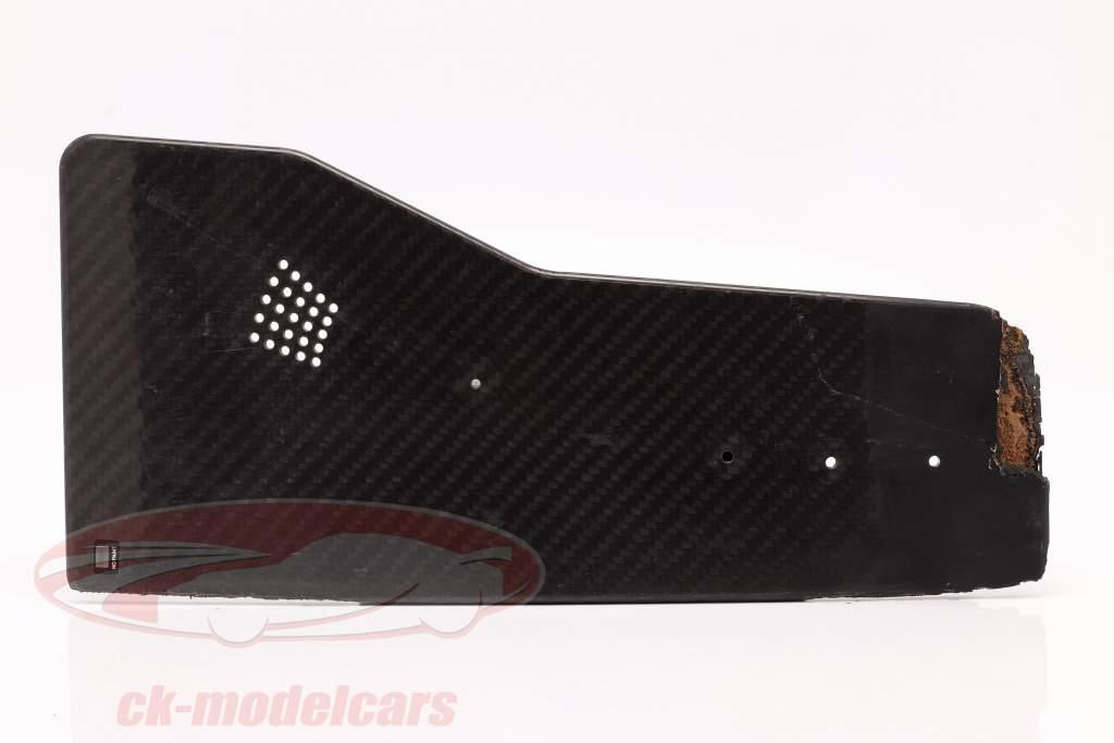 original ASA frontal Placa lateral Deixou Fórmula Renault 2.0