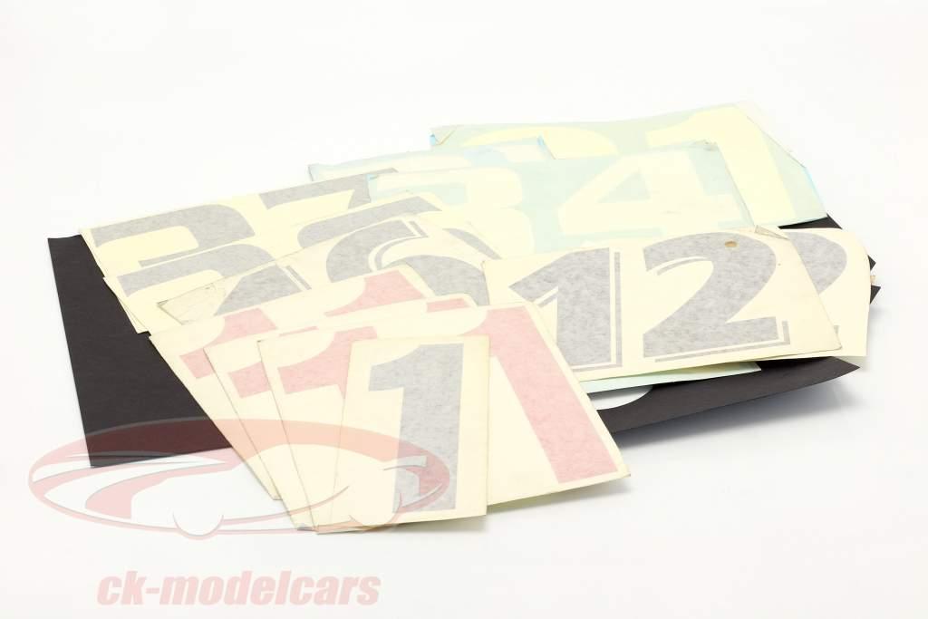 Sticker-Set Formel Renault 2.0