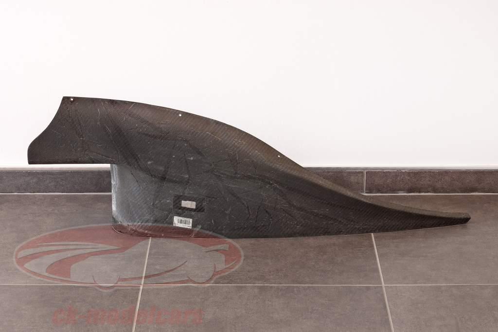 original Barge board formula Renault 2.0 carbon