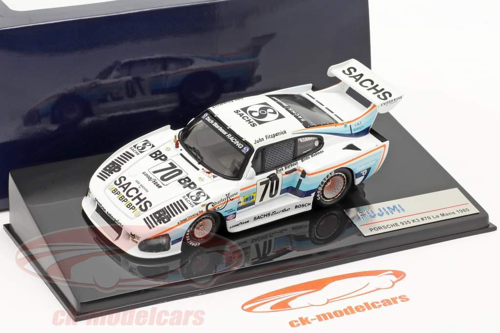 Porsche 935 K3 N° 70 Barbour 24h LeMans 1980 1:43 Fujimi