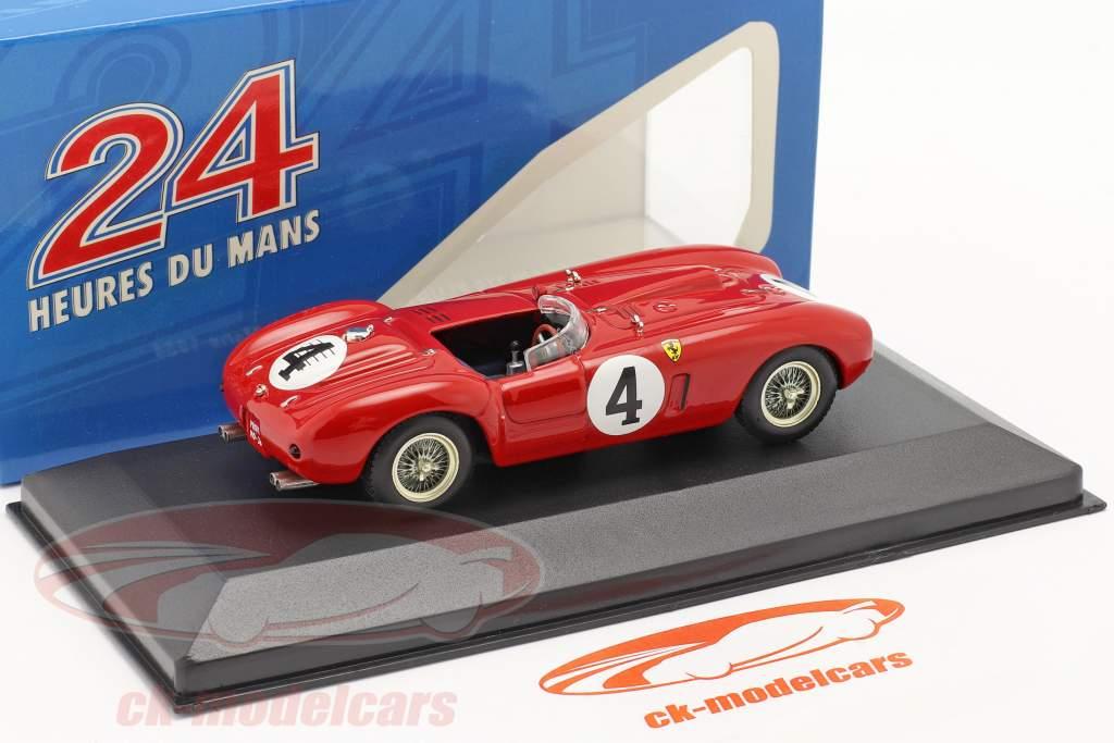Ferrari 375 Plus #4 Vincitore 24h LeMans 1954 Trintignant, Gonzales 1:43 Ixo