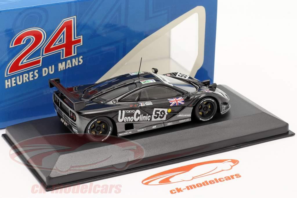 McLaren F1 GTR #59 Vencedor LeMans 1995 1:43 Ixo