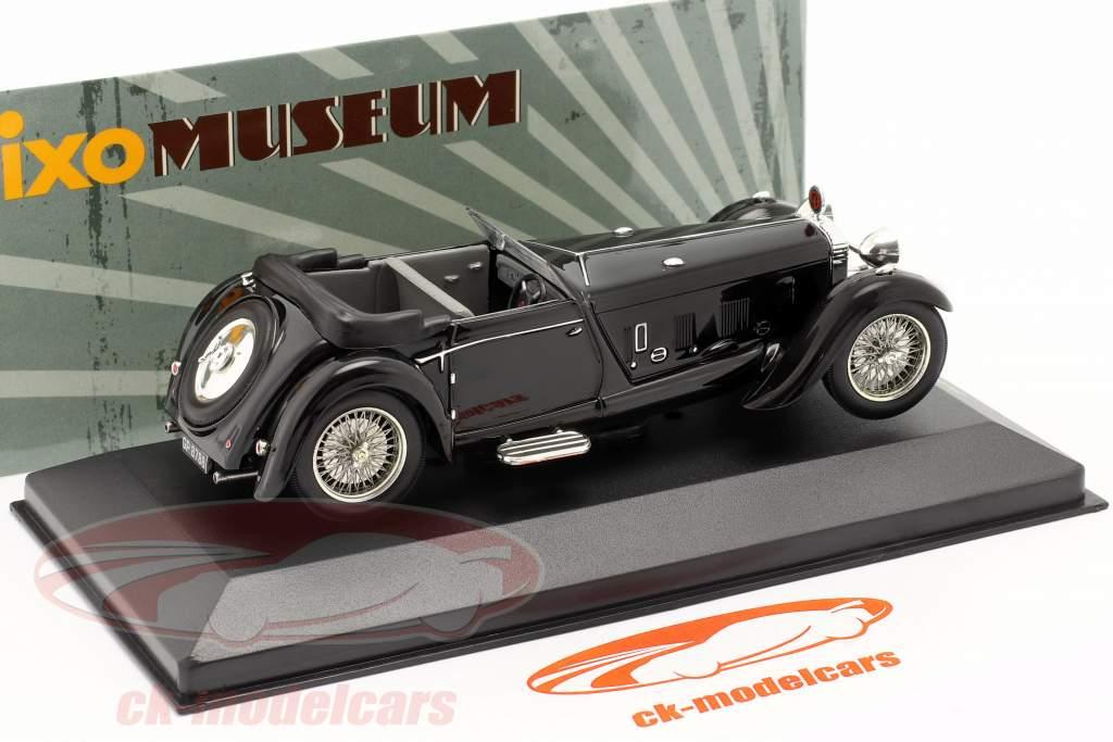 Daimler Double Six 50 Anno 1931 schwarz / black 1:43 Ixo