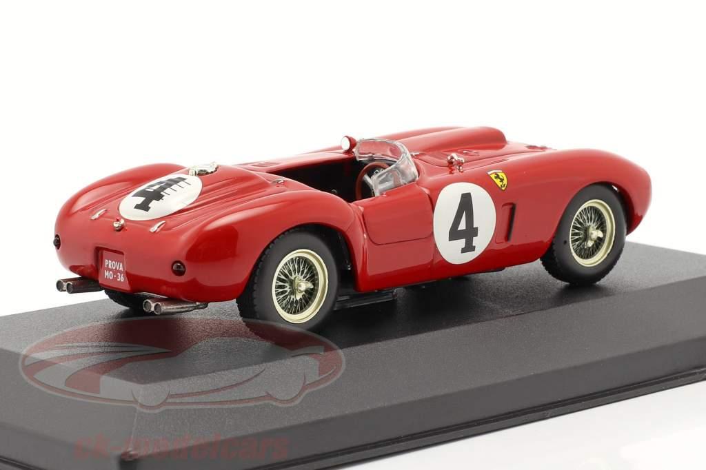 Ferrari 375 Plus #4 Vinder 24h LeMans 1954 Trintignant, Gonzales 1:43 Ixo