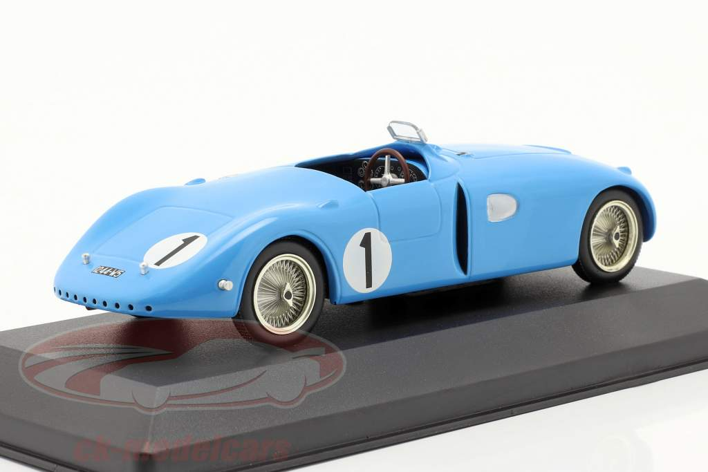 Bugatti Type 57C #1 Wimille, Veyron  Winner LeMans 1939 1:43 Ixo