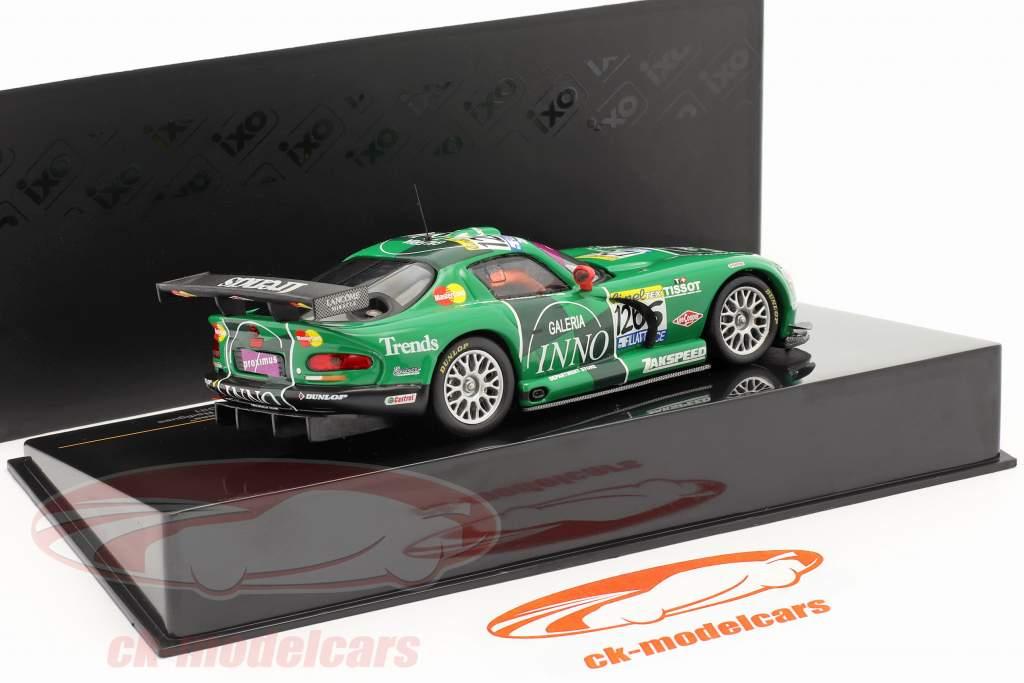 Dodge Viper GT-R N° 126 Galeria Inno Lamy Mollekens 24h de Spa 2003 1:43 Ixo