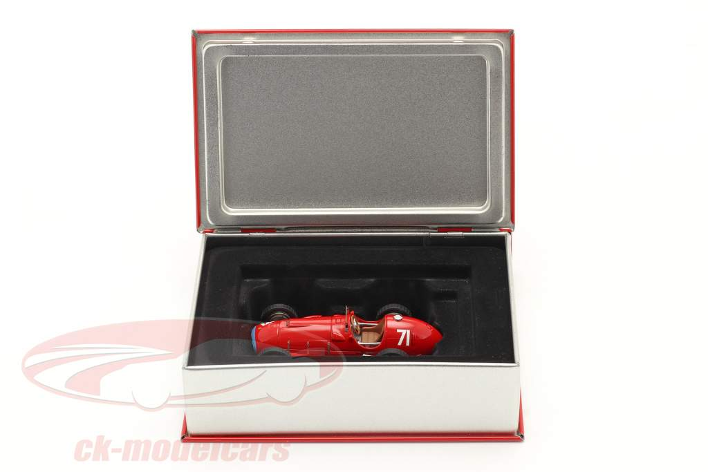 A. Ascari Ferrari 375 German GP Nürburgring Formel 1 1951 1:43 Ixo