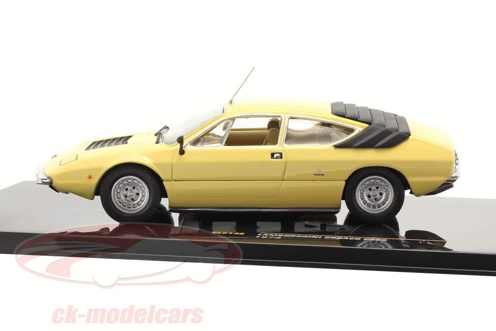 Lamborghini Urraco P250 1973 1:43 Ixo lys gul