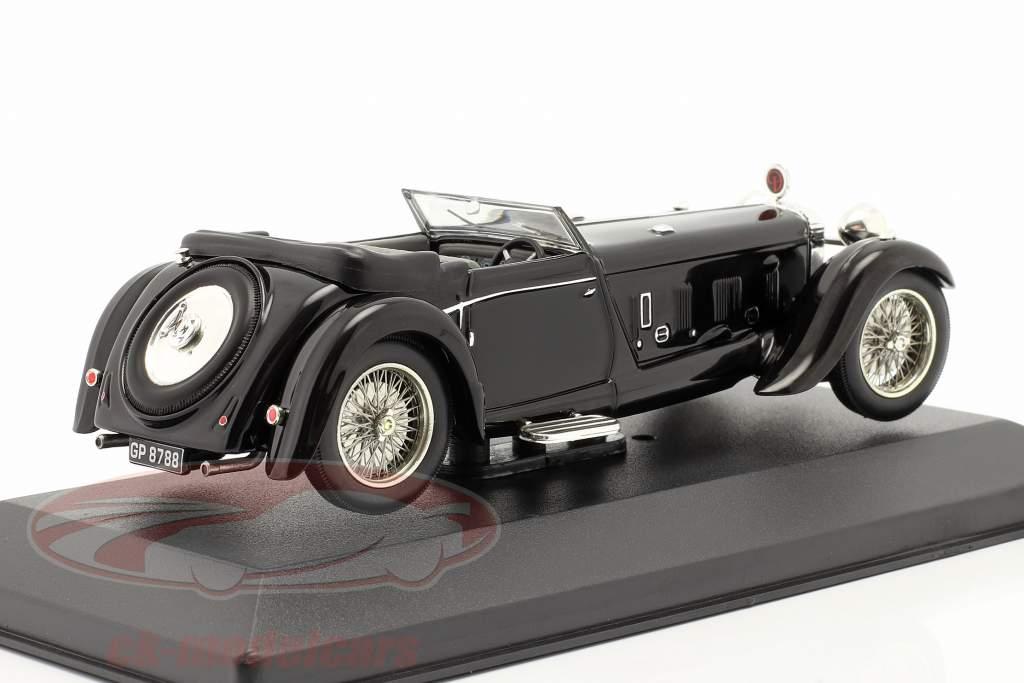 Daimler Double Six 50 Jaar 1931 zwart / zwart 1:43 Ixo