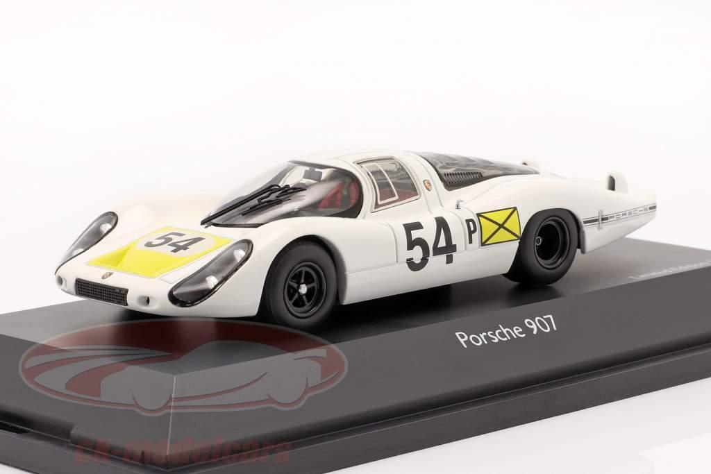 Porsche 907 #54 Vinder 24 timer i Daytona 1968 1:43 Schuco