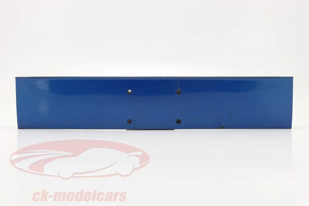 original L'aile arrière Partie médiane formule Renault 2.0