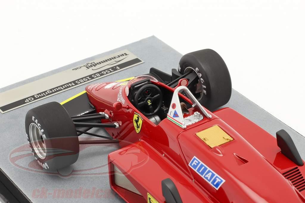 S. Johansson Ferrari 156/85 #28 German GP formula 1 1985 1:18 Tecnomodel