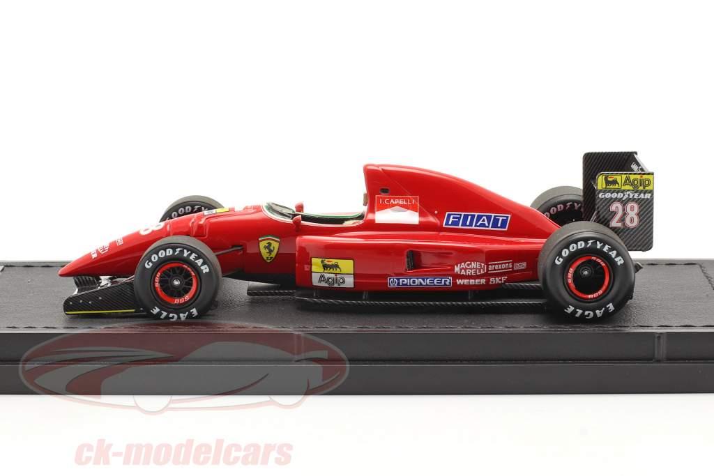 Ivan Capelli Ferrari F92A #28 formel 1 1992 1:43 GP Replicas