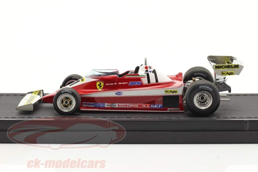 Carlos Reutemann Ferrari 312T3 #11 formel 1 1978 1:43 GP Replicas