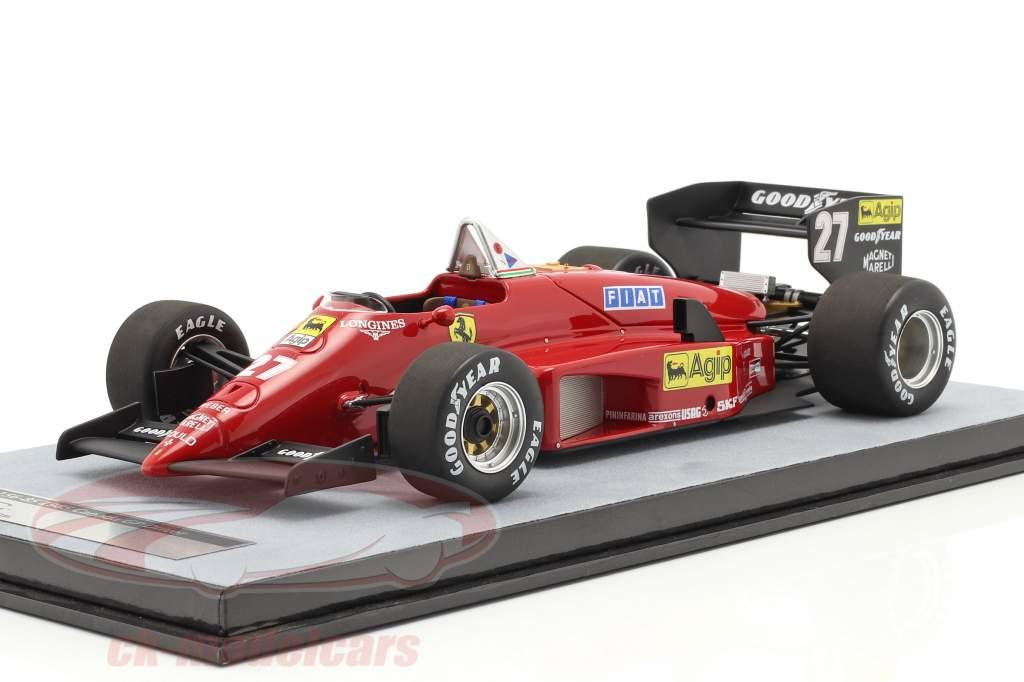 M. Alboreto Ferrari 156/85 #27 Winner Canadian GP formula 1 1985 1:18 Tecnomodel