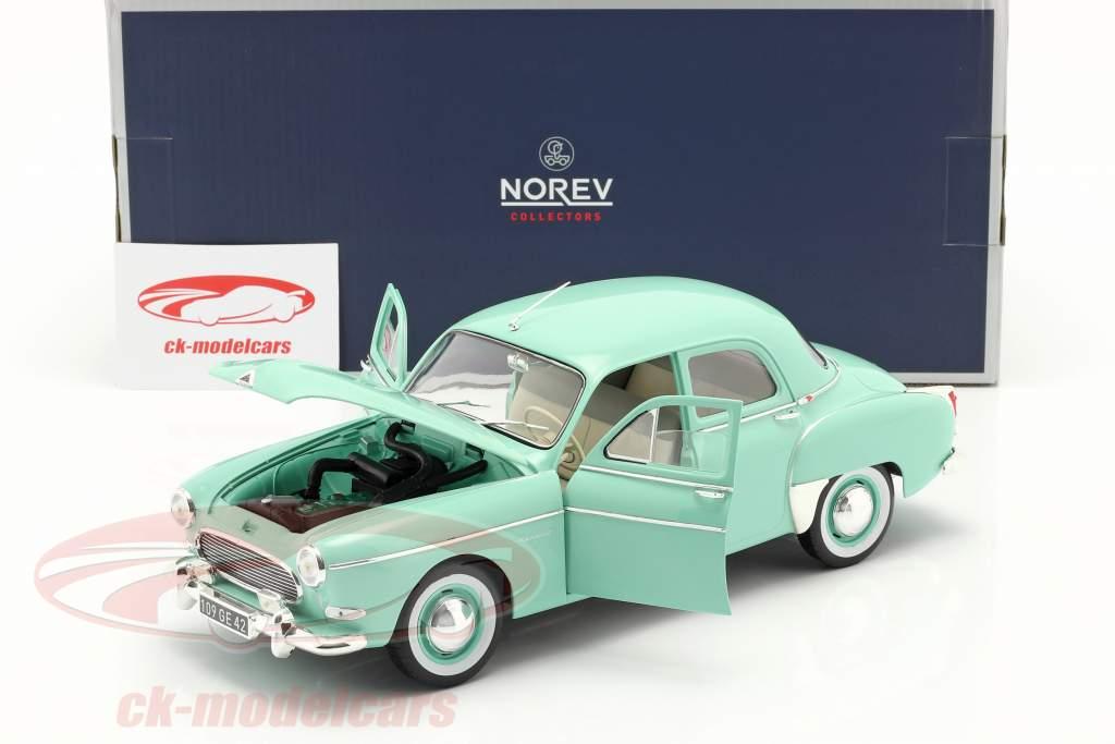 Renault Fregate Année de construction 1959 erin vert 1:18 Norev