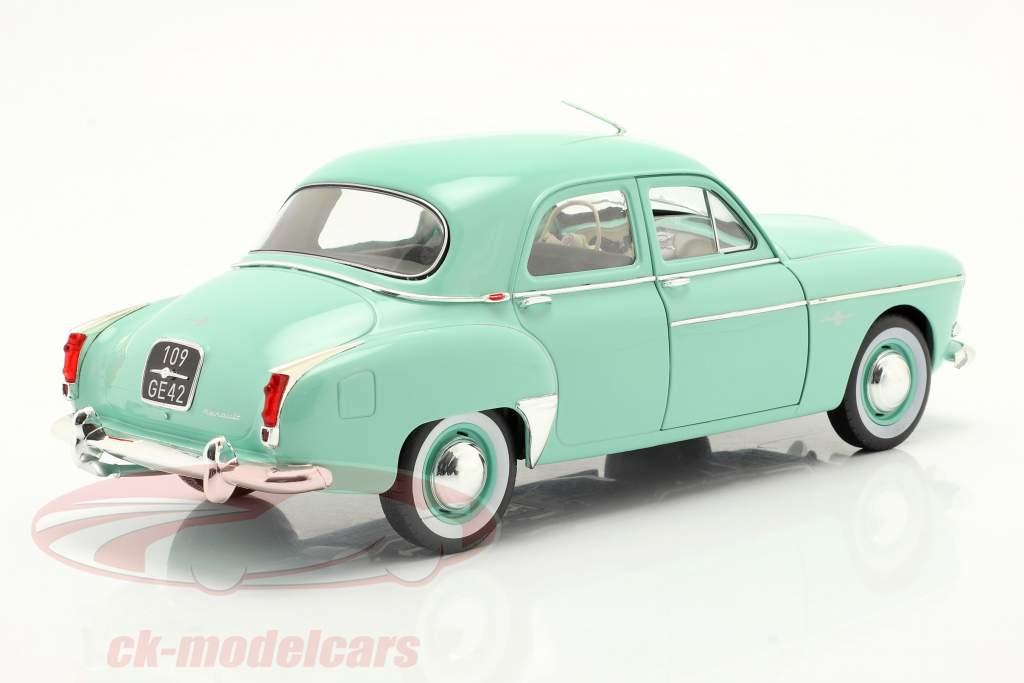 Renault Fregate Baujahr 1959 erin grün 1:18 Norev