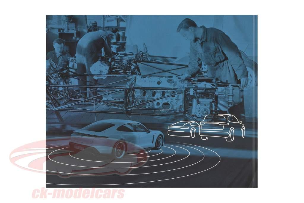 本: Porsche Engineering: Vision - Konstruktion - Innovation (ドイツ人)