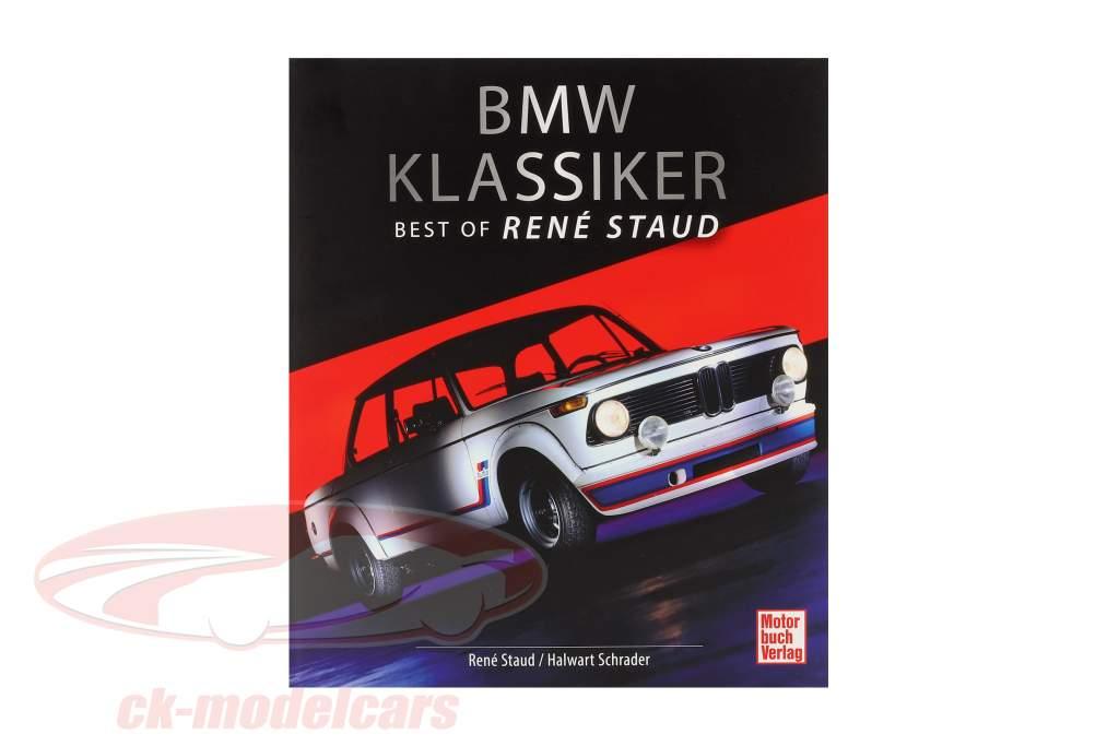 Boek: BMW klassiek - Het beste van René Staud