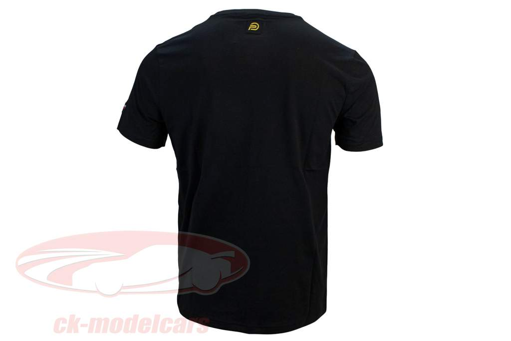 Tee shirt Kremer Racing Porsche 935 K2 noir