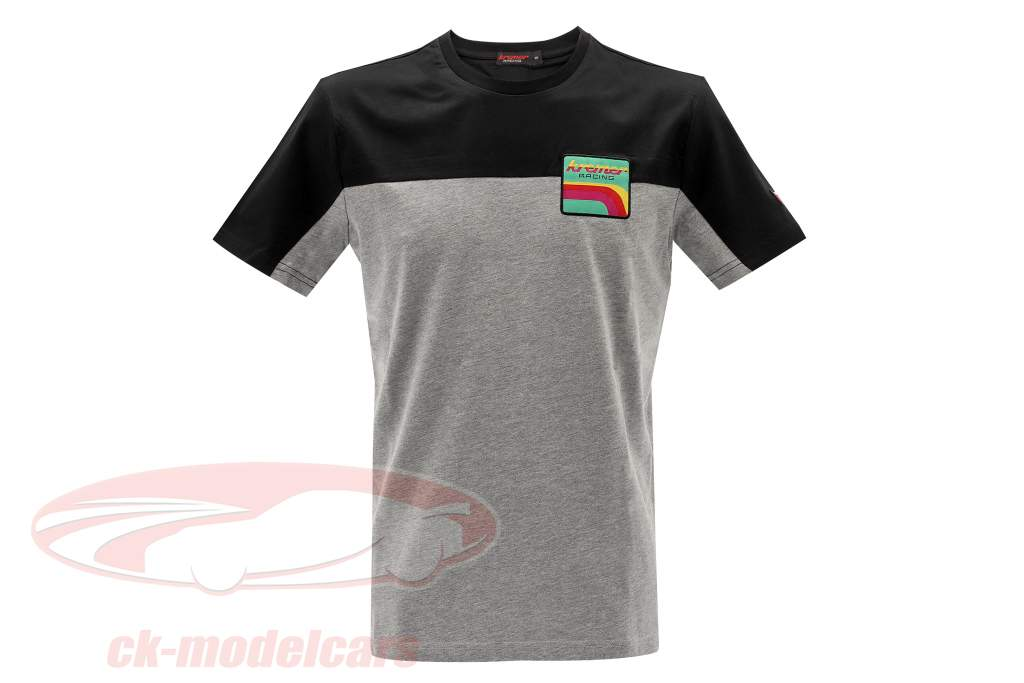 T-Shirt Kremer Racing Team Vaillant grau / schwarz