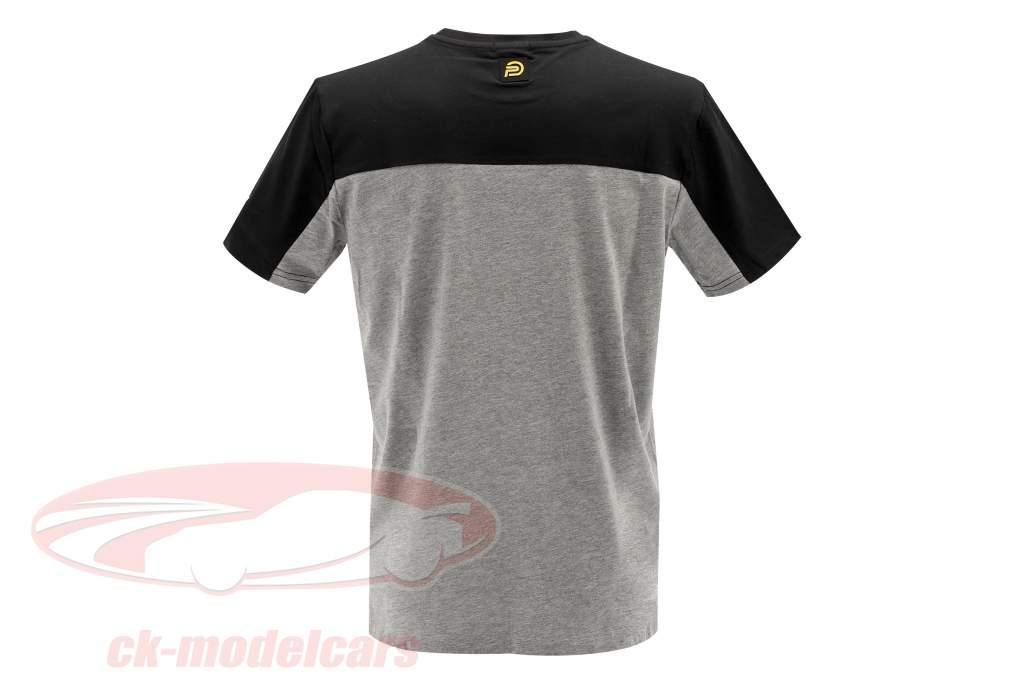Camiseta de manga corta Kremer Racing Team Vaillant gris / negro