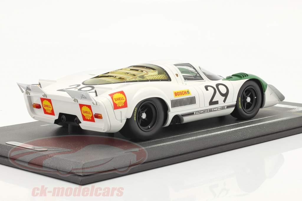 Porsche 917/69 #29 gagnant 1000km Zeltweg 1969 Siffert, Ahrens Jr. 1:18 BBR