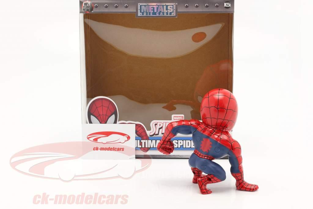 Ultimate Spider-Man Marvel 6 inch Figur rot / blau Jada Toys