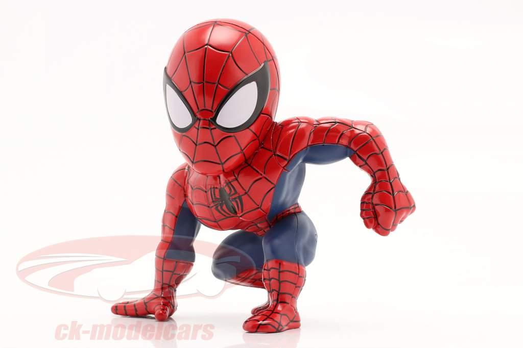 Ultimate Spider-Man Marvel 6 inch figure red / blue Jada Toys