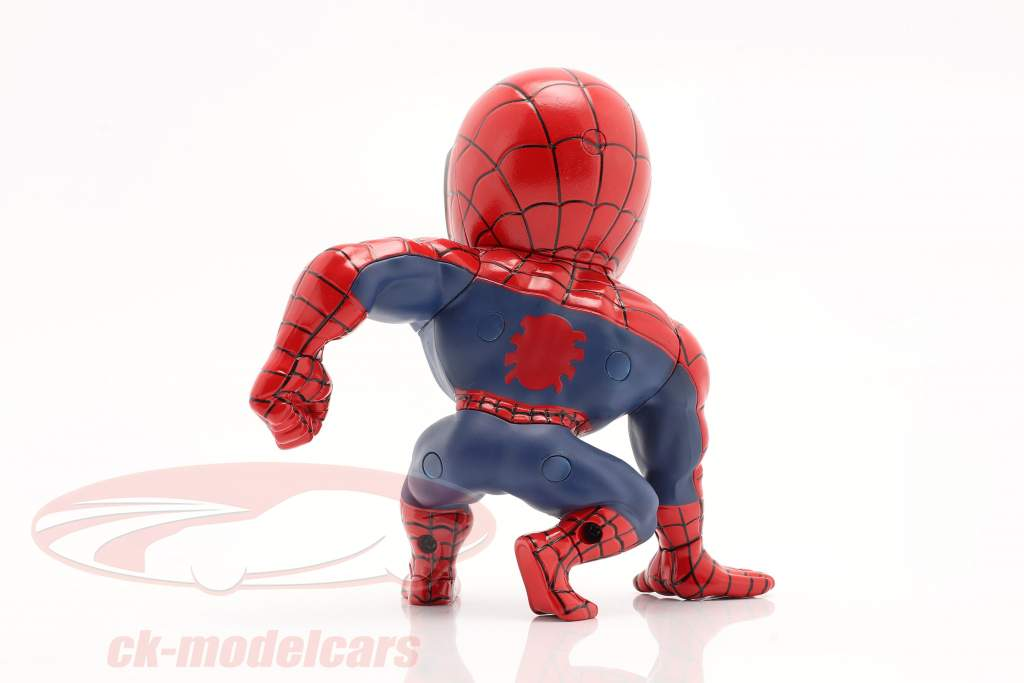 Ultimate Spider-Man Marvel 6 inch figura vermelho / azul Jada Toys