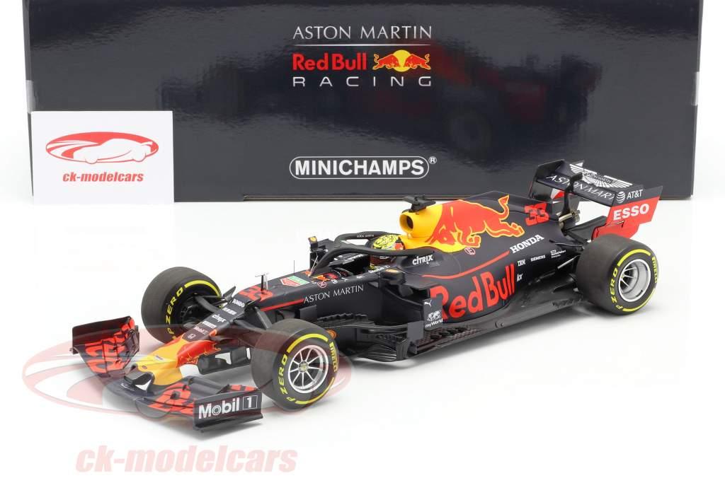 M. Verstappen Red Bull RB15 #33 Ganador austriaco GP fórmula 1 2019 1:18 Minichamps