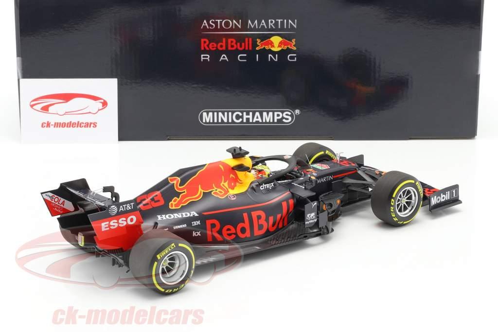 M. Verstappen Red Bull RB15 #33 Vincitore austriaco GP formula 1 2019 1:18 Minichamps