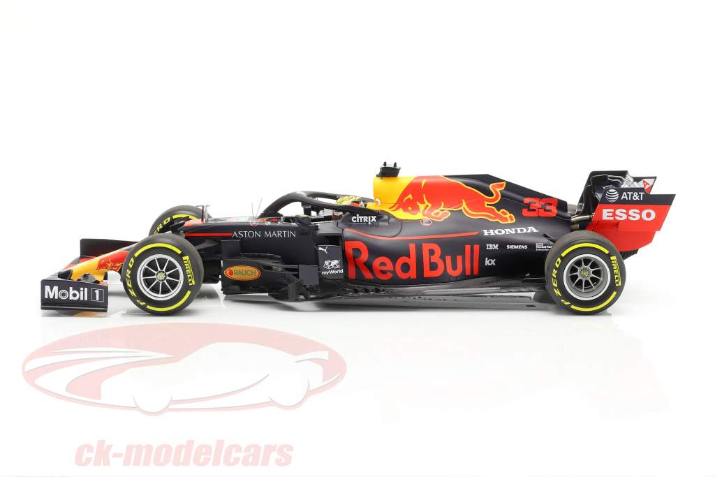 M. Verstappen Red Bull RB15 #33 勝者 オーストリア航空 GP 式 1 2019 1:18 Minichamps