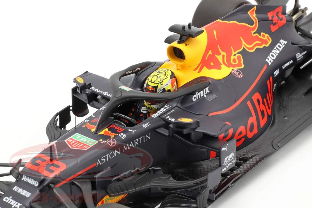 M. Verstappen Red Bull RB15 #33 Winnaar Oostenrijkse GP formule 1 2019 1:18 Minichamps