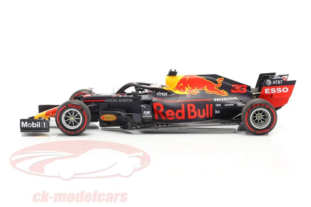 M. Verstappen Red Bull RB15 #33 Vincitore Tedesco GP formula 1 2019 1:18 Minichamps