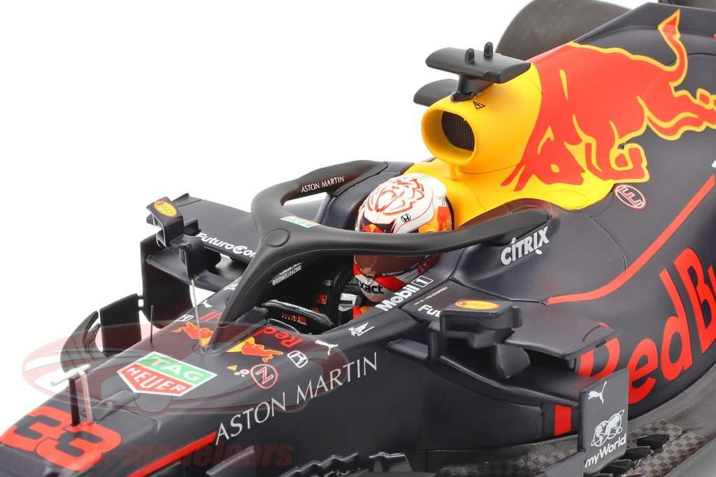 M. Verstappen Red Bull RB15 #33 Ganador alemán GP fórmula 1 2019 1:18 Minichamps
