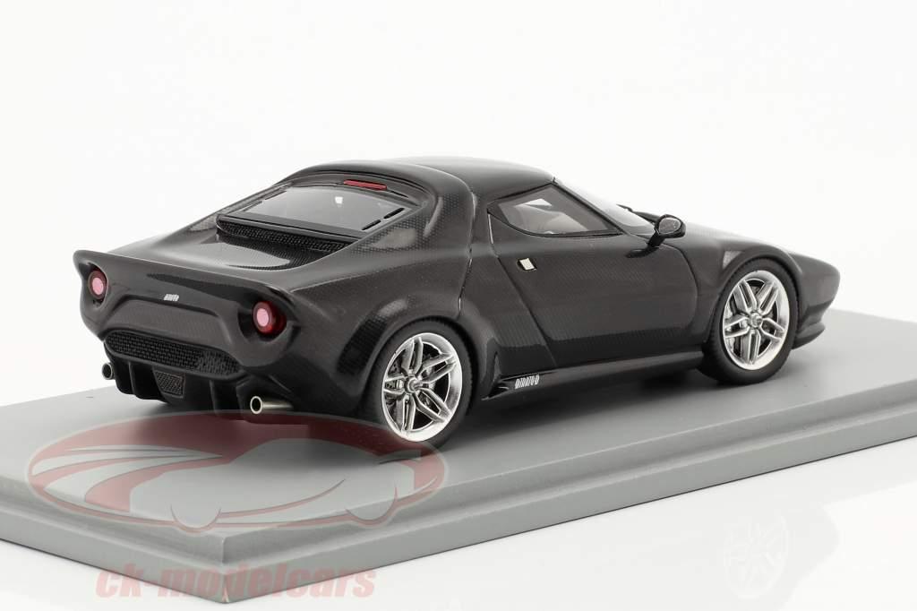 Lancia New Stratos Bj. 2010 black 1:43 Spark