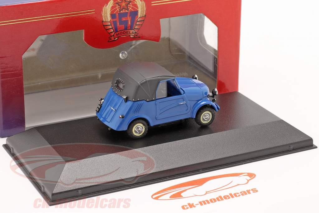 SMZ S3A Baujahr 1967 blau 1:43 Ixo IST