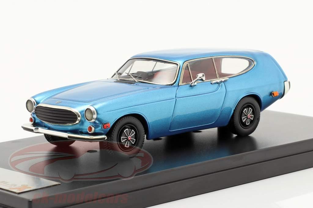 Volvo P1800 ES Rocket Year 1968 blue 1:43 Premium X