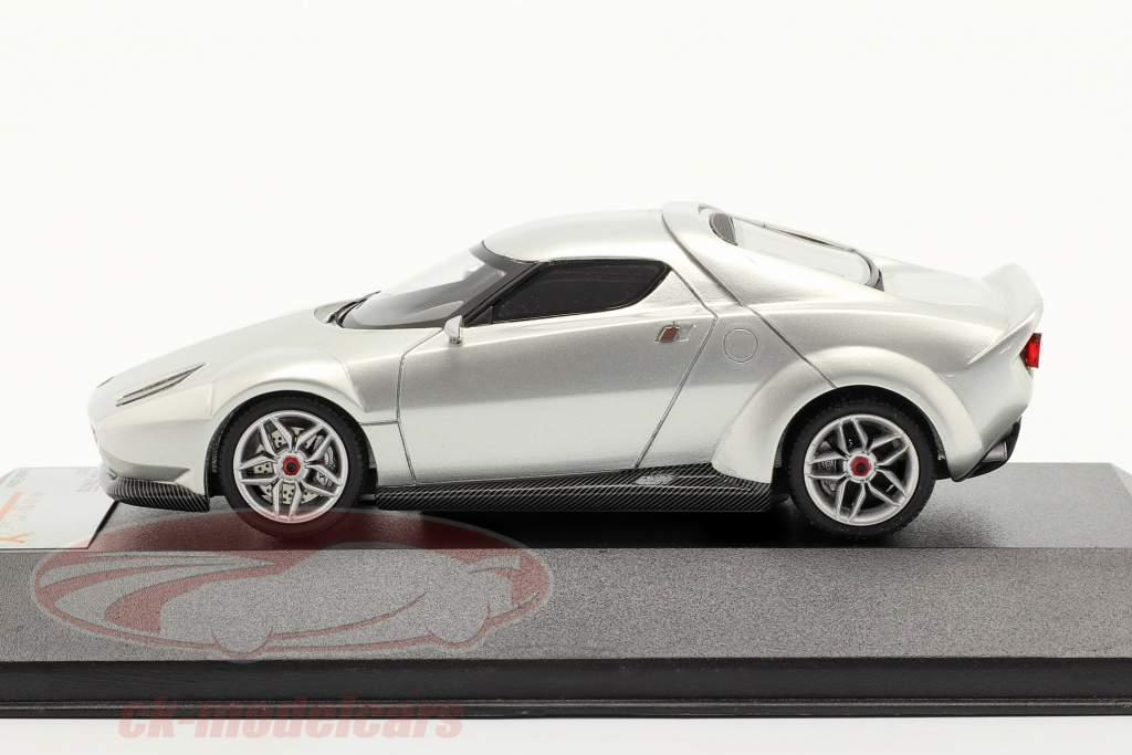 Lancia Stratos År 2010 sølv 1:43 Premium X