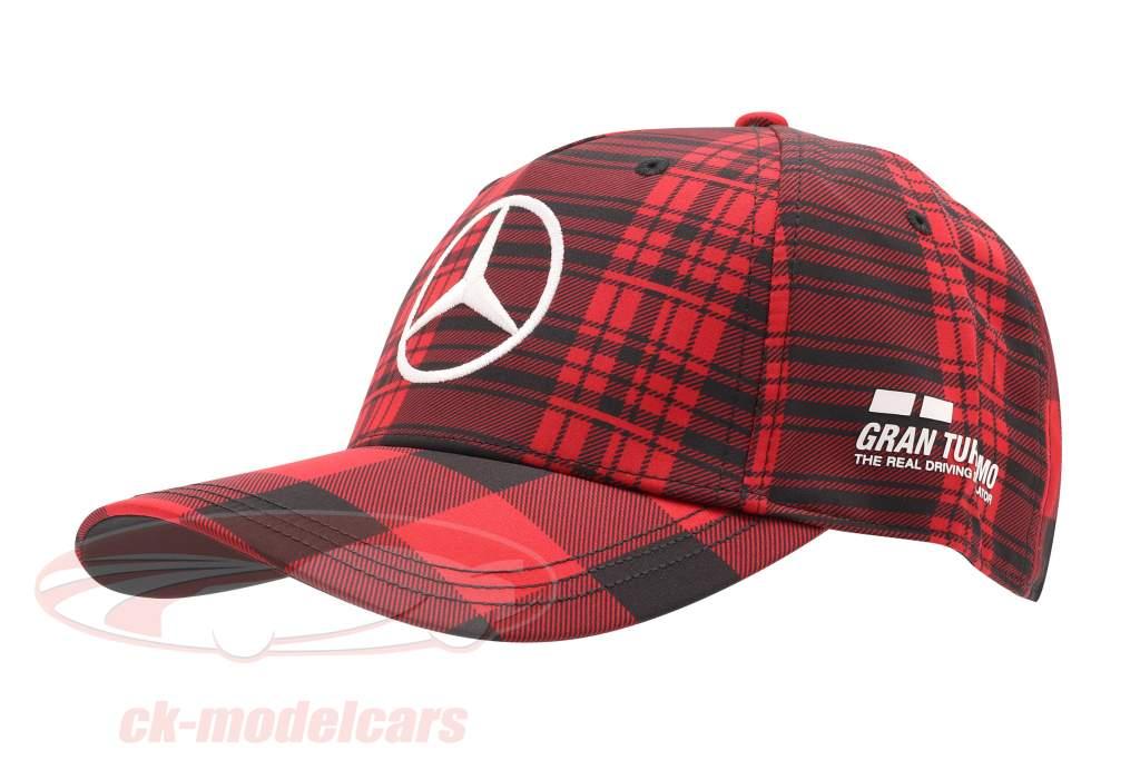Lewis Hamilton Canada Cap Mercedes AMG Petronas formula 1 2021 red / black