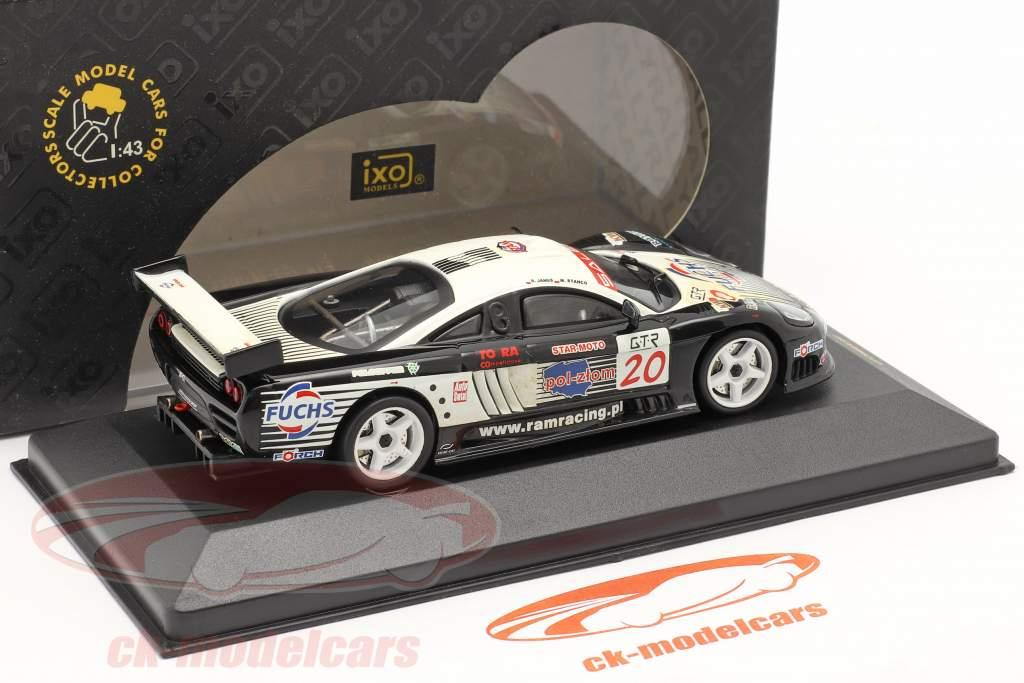 N° 20 Saleen S7R FIA GT Monza 2005 1:43 Ixo